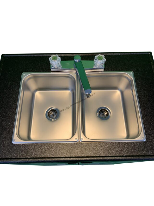Two Bowl Sink