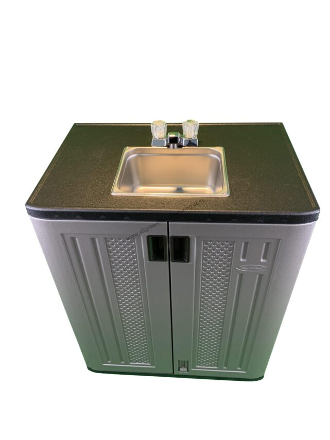 Economy Bowl Sink (Ambient Water)